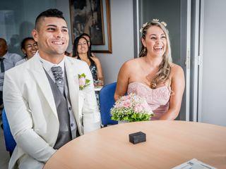 El matrimonio de Adriana y Carlos 2