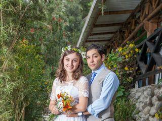 El matrimonio de Daniela y Eladio