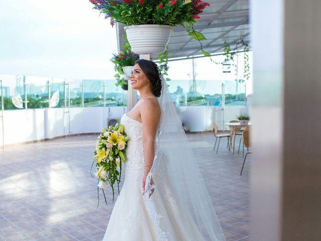 El matrimonio de Freddy  y Saray barrera en Montería, Córdoba 1