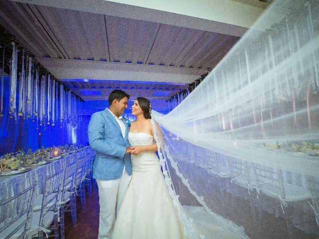 El matrimonio de Freddy  y Saray barrera en Montería, Córdoba 2