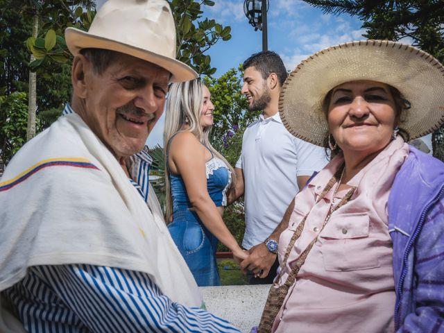 El matrimonio de Carlos y Adriana en Filandia, Quindío 3