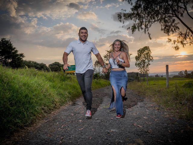 El matrimonio de Carlos y Adriana en Filandia, Quindío 7