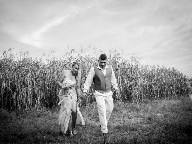 El matrimonio de Carlos y Adriana en Filandia, Quindío 15