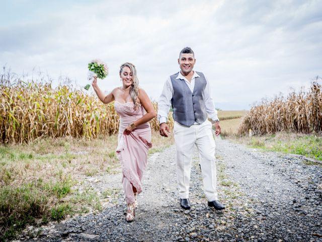 El matrimonio de Carlos y Adriana en Filandia, Quindío 16