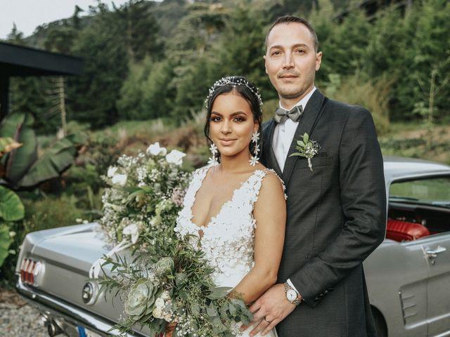 El matrimonio de Sara y Christian