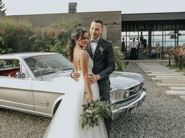 El matrimonio de Christian y Sara en Medellín, Antioquia 16