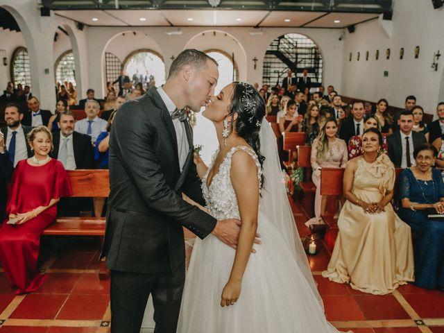 El matrimonio de Christian y Sara en Medellín, Antioquia 18