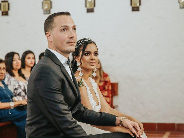 El matrimonio de Christian y Sara en Medellín, Antioquia 20