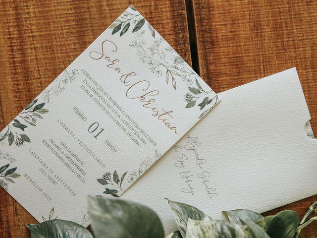 El matrimonio de Christian y Sara en Medellín, Antioquia 25