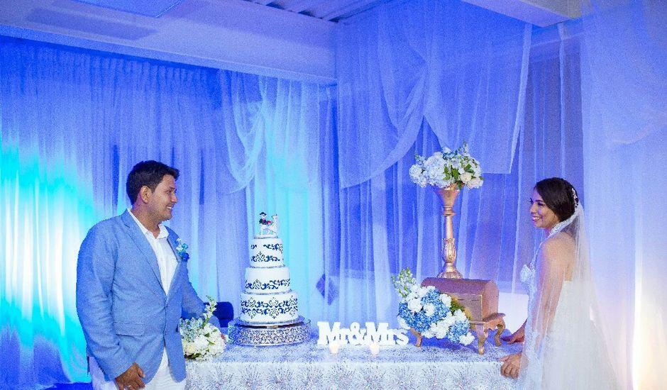 El matrimonio de Freddy  y Saray barrera en Montería, Córdoba