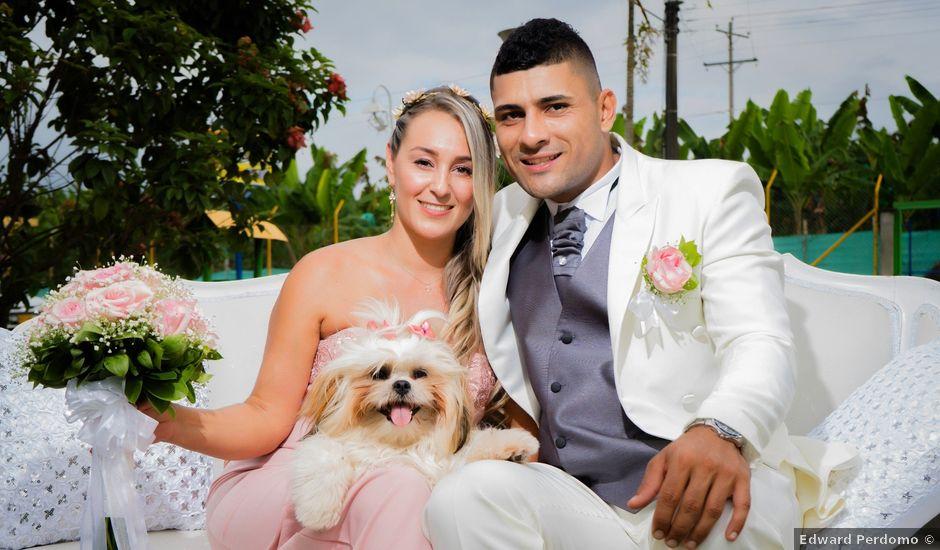 El matrimonio de Carlos y Adriana en Filandia, Quindío