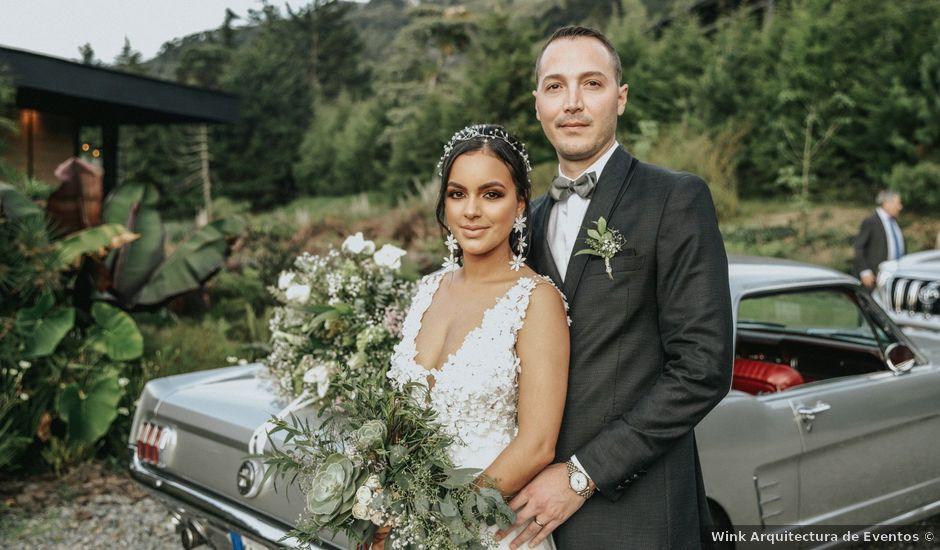 El matrimonio de Christian y Sara en Medellín, Antioquia