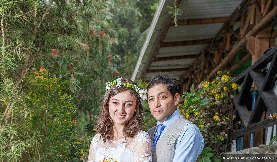 El matrimonio de Eladio y Daniela en Manizales, Caldas