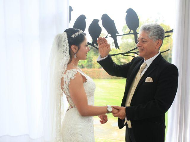 El matrimonio de Daniel   y Laura  en Cota, Cundinamarca 10