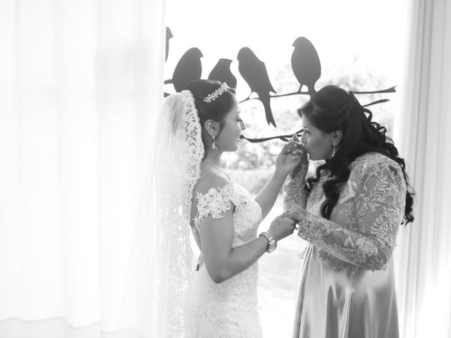El matrimonio de Daniel   y Laura  en Cota, Cundinamarca 11