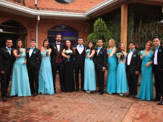 El matrimonio de Daniel   y Laura  en Cota, Cundinamarca 13