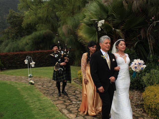 El matrimonio de Daniel   y Laura  en Cota, Cundinamarca 15