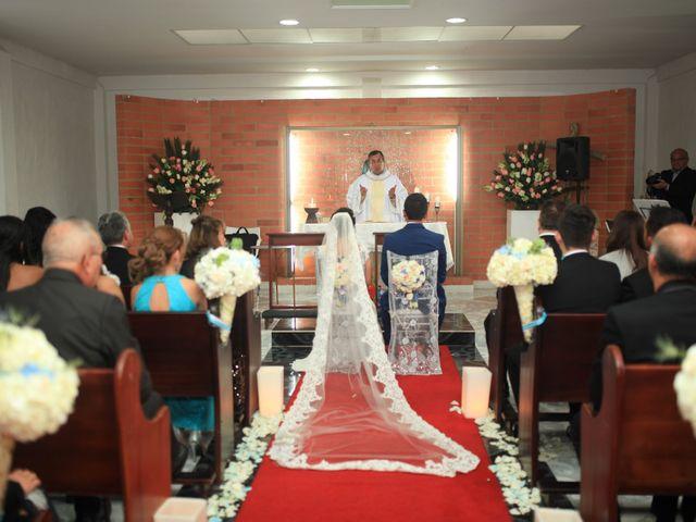 El matrimonio de Daniel   y Laura  en Cota, Cundinamarca 16
