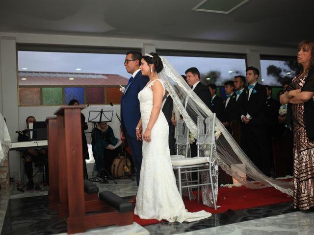 El matrimonio de Daniel   y Laura  en Cota, Cundinamarca 17