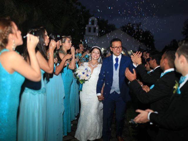 El matrimonio de Daniel   y Laura  en Cota, Cundinamarca 22