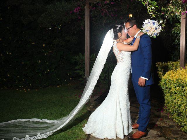 El matrimonio de Daniel   y Laura  en Cota, Cundinamarca 23