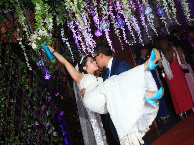 El matrimonio de Daniel   y Laura  en Cota, Cundinamarca 27