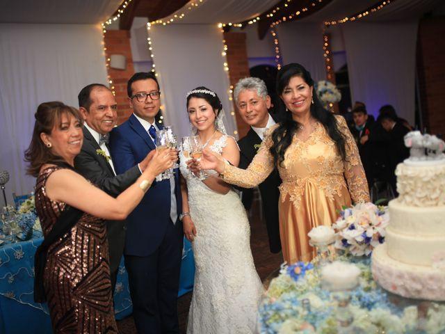 El matrimonio de Daniel   y Laura  en Cota, Cundinamarca 29