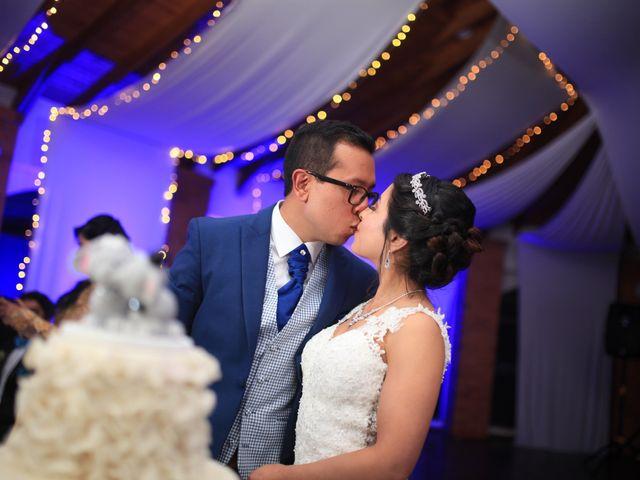 El matrimonio de Daniel   y Laura  en Cota, Cundinamarca 30
