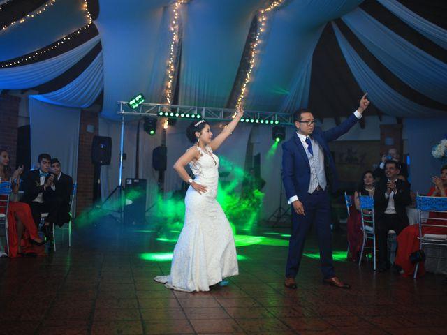El matrimonio de Daniel   y Laura  en Cota, Cundinamarca 32
