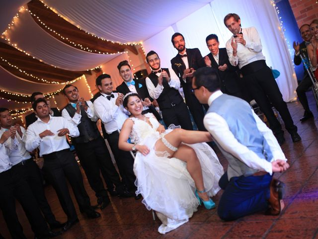 El matrimonio de Daniel   y Laura  en Cota, Cundinamarca 35
