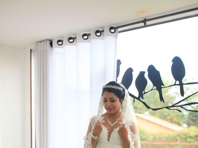 El matrimonio de Daniel   y Laura  en Cota, Cundinamarca 41