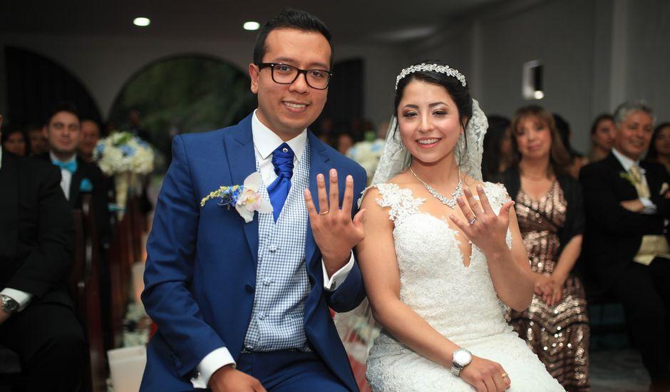 El matrimonio de Daniel   y Laura  en Cota, Cundinamarca