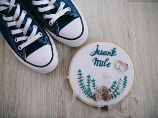 El matrimonio de Mile y Juank 3