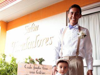 El matrimonio de María Alejandra y Milton 1