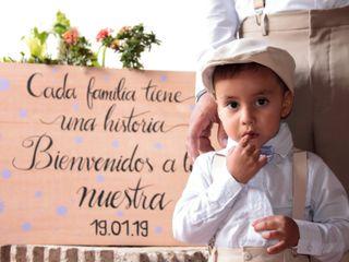 El matrimonio de María Alejandra y Milton 2