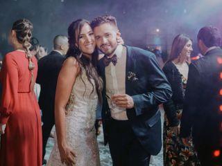 El matrimonio de Vanessa y Juan 1