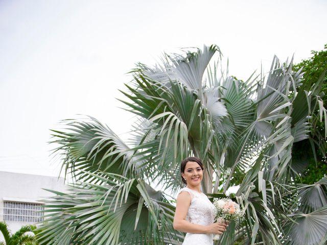 El matrimonio de Omar y Cindy en Santa Marta, Magdalena 5