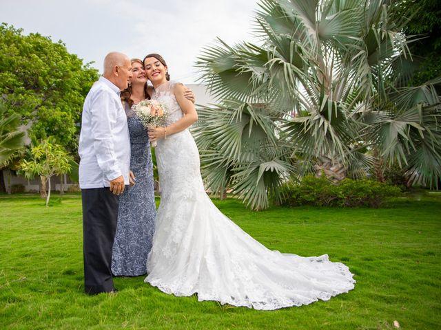 El matrimonio de Omar y Cindy en Santa Marta, Magdalena 12
