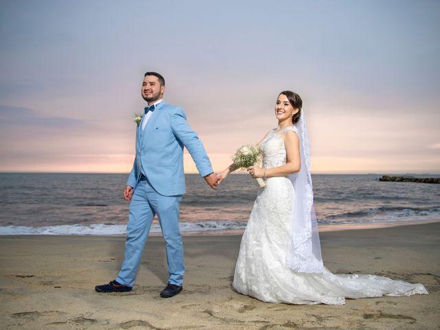 El matrimonio de Omar y Cindy en Santa Marta, Magdalena 16