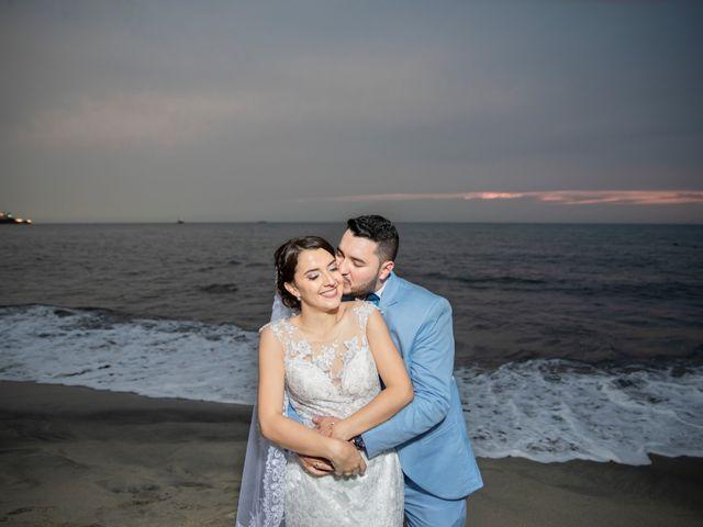 El matrimonio de Omar y Cindy en Santa Marta, Magdalena 17