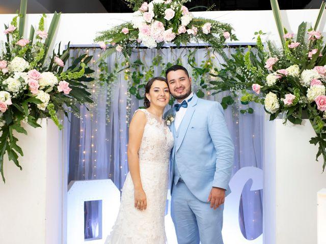 El matrimonio de Omar y Cindy en Santa Marta, Magdalena 18