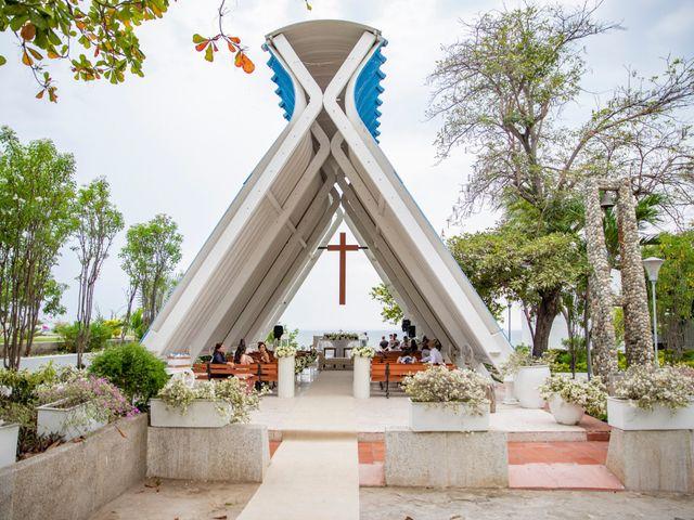 El matrimonio de Omar y Cindy en Santa Marta, Magdalena 22
