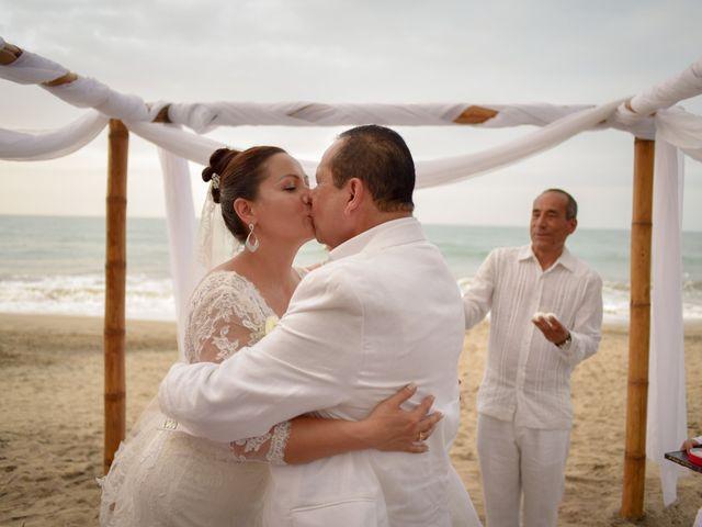El matrimonio de Janeth y Ernesto