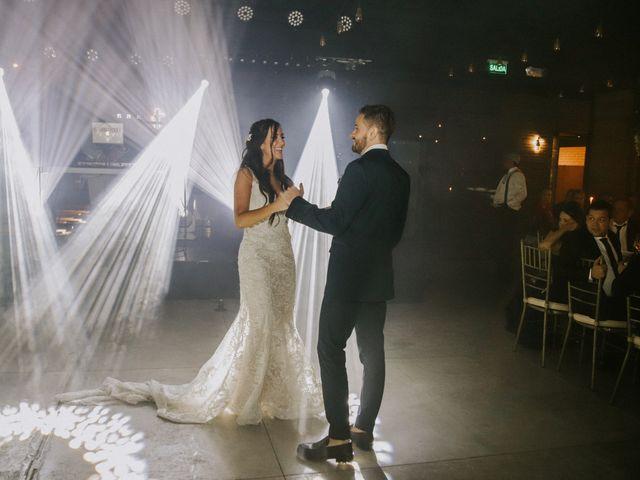 El matrimonio de Vanessa y Juan