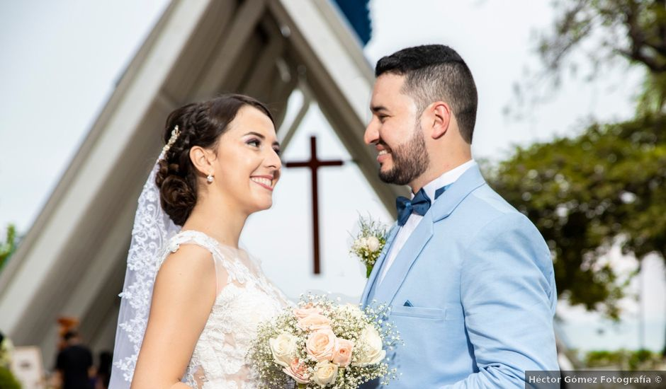 El matrimonio de Omar y Cindy en Santa Marta, Magdalena