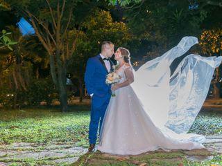 El matrimonio de Anny y Gustavo 2