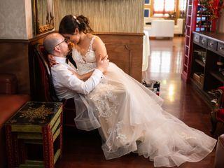El matrimonio de Dania  y Pablo 2