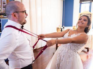 El matrimonio de Dania  y Pablo