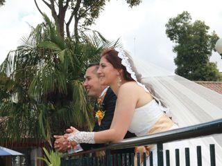 El matrimonio de Andrea y Oswaldo 1