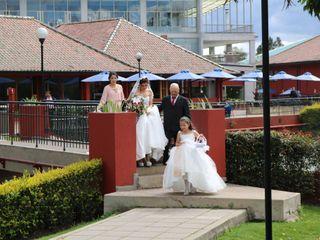 El matrimonio de Andrea y Oswaldo 2
